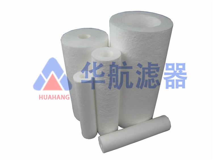 定制PP棉滤芯 PP熔喷滤芯 非标定制各种规格PP滤芯
