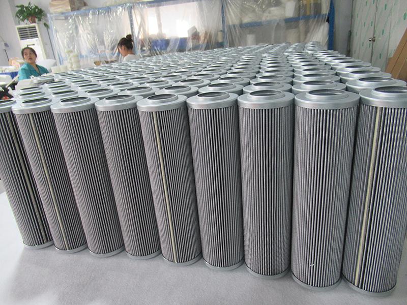 印尼油滤芯批量生产完毕